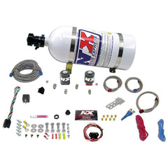 NX NOS - Lid Spacer with Spray Bar System for LSA Supercharger