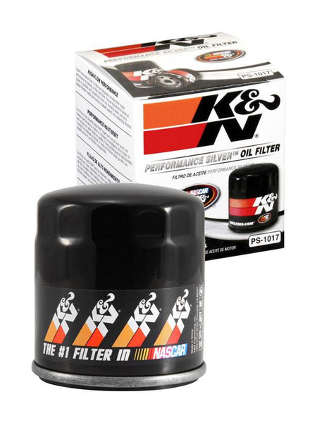 K&N: Oil Filter PS-1017 [Camaro ZL1, CTS V, LT4]