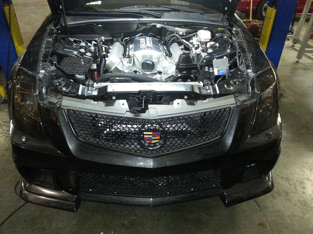 Snl 1400hp Twin Turbo Kit Cts V Gen 2 Lsa Weapon X Motorsports