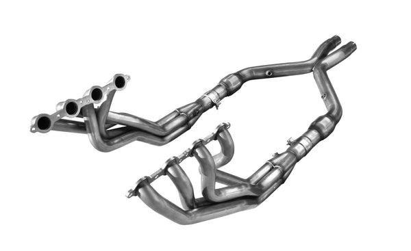 American Racing: 2004-2006 Pontiac GTO Long System Headers (X-Pipe Option), 1-7/8