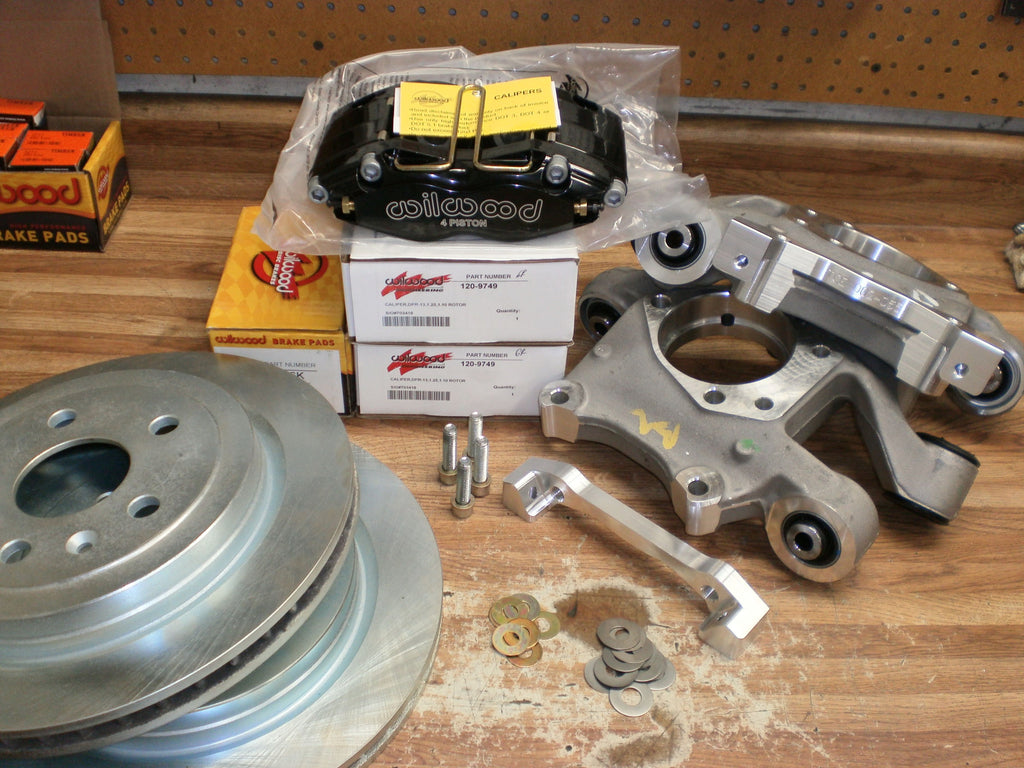 WEAPON X 15 Drag Conversion Kit CTS V Gen 2 LSA