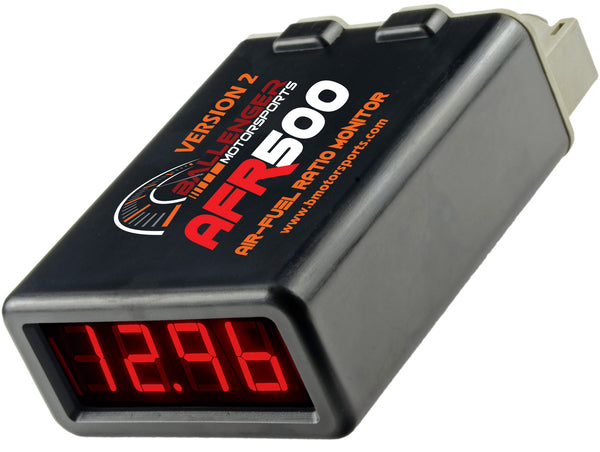 Ballenger: AFR500 V2 and wideband 02 sensor