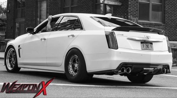 Weapon X 15 Quot Drag Kit Cts V Gen 3 Lt4 Weapon X