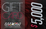 "WEAPON-X: Gift Card - ""WEAPON-X BUCKS"""