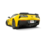Akrapovic: Evolution or Slip-on Exhaust [C7 Corvette GS Z06 ZR1, LT1 LT4 LT5]