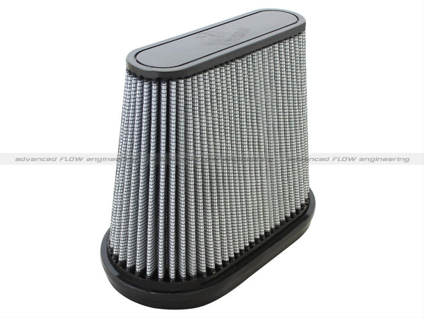 AFE: Magnum FLOW Pro DRY S Air Filter Chevrolet Corvette (C7) & Z06 14-19 V8-6.2L/6.2L (sc)