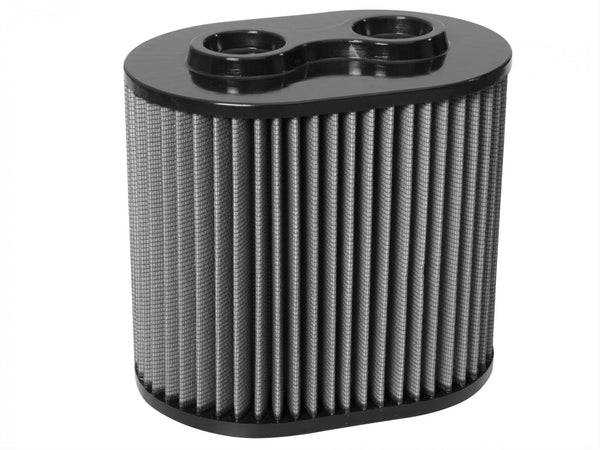 AFE: Magnum FLOW Pro DRY S Air Filter Ford Diesel Trucks 17-19 V8-6.7L (td) / V8-6.2L