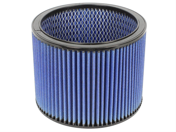 AFE: Round Racing Air Filter w/Pro 5R Filter Media 9 OD x 7.50 ID x 7 H in E/M