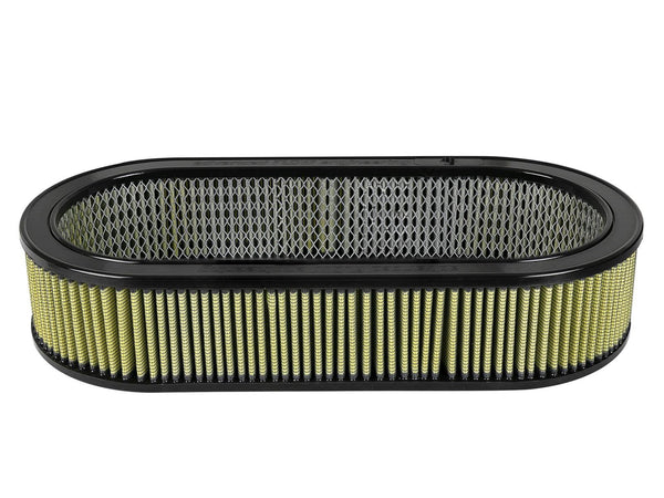 AFE: Magnum FLOW Pro-GUARD 7 Air Filter Trophy Truck Oval Filter (18.13
