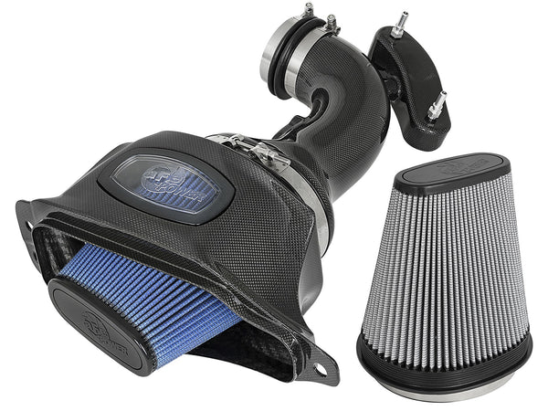 AFE: Momentum Series Intakes  [C7 Corvette, Grand Sport, LT1]