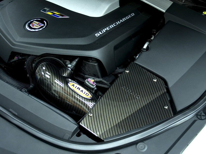 Airaid Carbon Fiber Intake System with DRY Filter for gen2