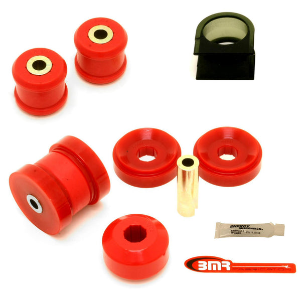 BMR: 2010-2015 Chevrolet Camaro Front suspension bushing kit (BK008, BK018, BK019)