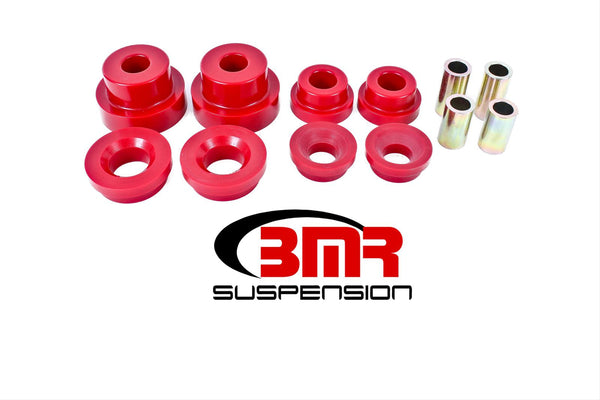 BMR: 2010-newer Chevrolet Camaros Bushing kit, rear cradle, poly, full bushing, pro version