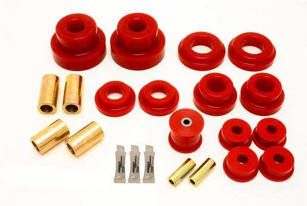BMR: 2010-2015 Chevrolet Camaro Rear cradle bushing kit, pro version (BK024, BK029)