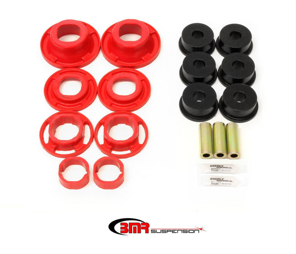 BMR: 2012-2015 Chevrolet Camaro Rear cradle bushing kit, street version (BK001, BK040)
