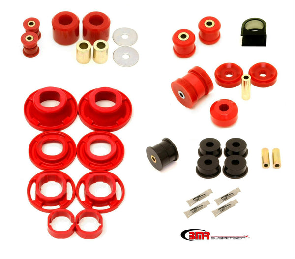 BMR: 2012-2015 Chevrolet Camaro Total suspension bushing kit, street version (BK041,21,22)