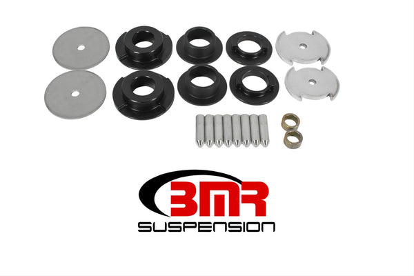 BMR: 2016-2018 Chevy Camaro Bushing kit, rear cradle, lockout