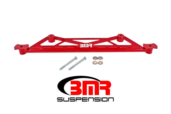 BMR: 2016-2018 Chevrolet Camaro Cradle brace, rear of rear cradle (Red)