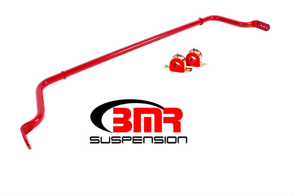 BMR: 2016-2018 Chevy Camaro Sway bar kit, rear, hollow 32mm, adjustable (Red)