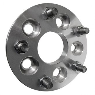 WEAPON-X: Wheel Spacers 15mm (Bolt on) - 5x114.3 [Corvette C6 C7]