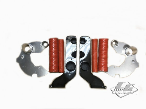 LG Motorsports: G2 Brake Cooling Kit [C7 Corvette, GS, Z06, LT1 LT4]