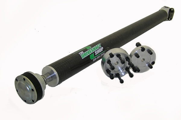 Driveshaft Shop: 2016+ Camaro SS 3-3/8'' Carbon Fiber Shaft - Stock Automatic Transmission ONLY