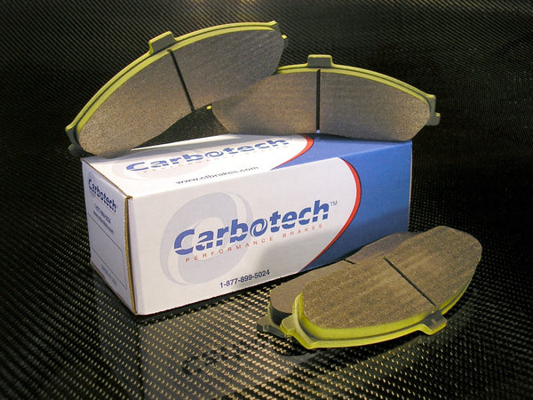 Carbotech: Brake Pads - All Compounds  [C7 Corvette Z51 Z06, LT1 LT4]