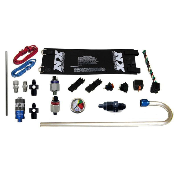 Nitrous Express: Gen X EFI Accessory Package