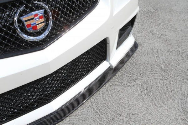 WEAPON-X: Street Attack Splitter - Carbon Fiber  [CTS V gen 2, LSA]