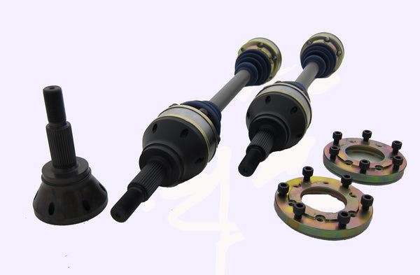 Driveshaft Shop: NISSAN Skyline R32 / R33 / R34 GT-S (and RWD variants) 1000HP Rear Pro-Level Rear Axle