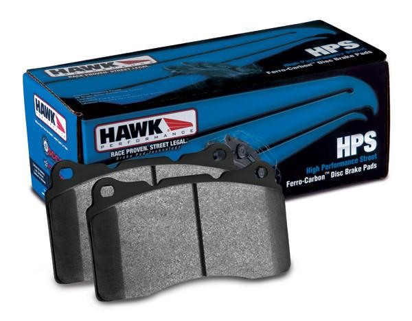 Hawk: HPS Brake Pads  [C7 Corvette Z51, LT1]