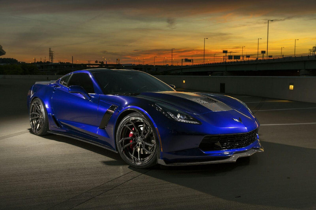 Weapon X Wide Body C7 Corvette Stingray Lt1 Weapon X
