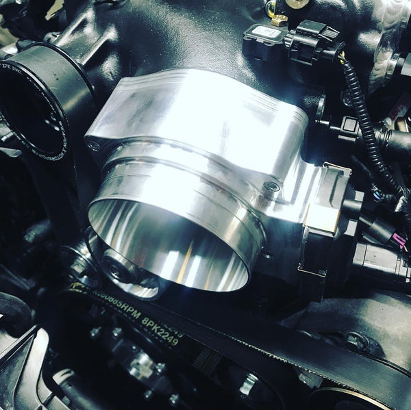 Nick Williams: LT 112mm Throttle Body  [Corvette Camaro CTS V, LT1 LT4 LT5]