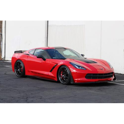 APR: Track Pack Aerodynamic Kit - 2014-Up Chevrolet Corvette C7 Stingray (Version 2)