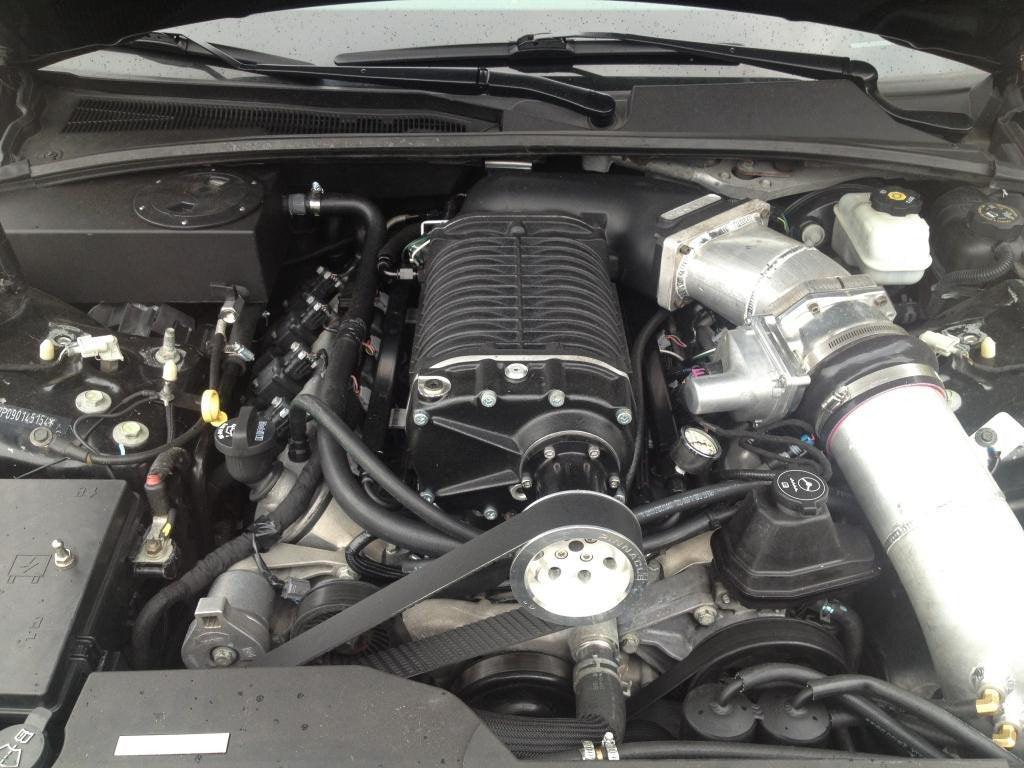 WEAPON-X: 3 4L Twin Screw PD Supercharger [CTS V gen 2, LSA]