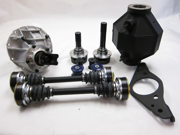 Driveshaft Shop: 1993-1998 Toyota Supra 9