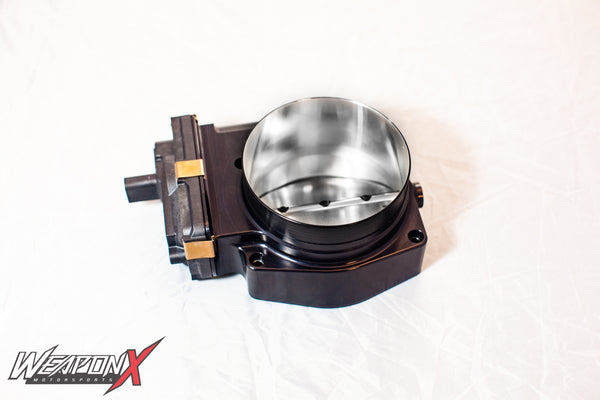 Nick Williams: LS 112mm Throttle Body  [Corvette Camaro CTS V, LS]