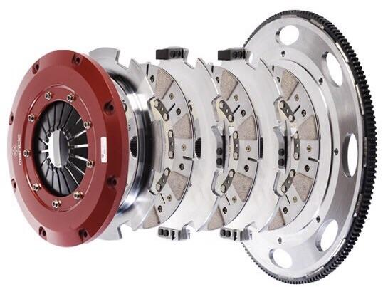 Mantic: Twin & Triple Disc Clutch [C7 Corvette, Z06, LT1, LT4]