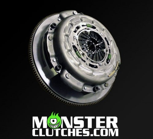 Monster Clutch: C7 Corvette