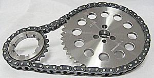 Comp Cams:  Billet Timing Chain and Cam Sprocket  [LS2 LS3 LS6 LS7 LS9 LSA LT1 LT4]