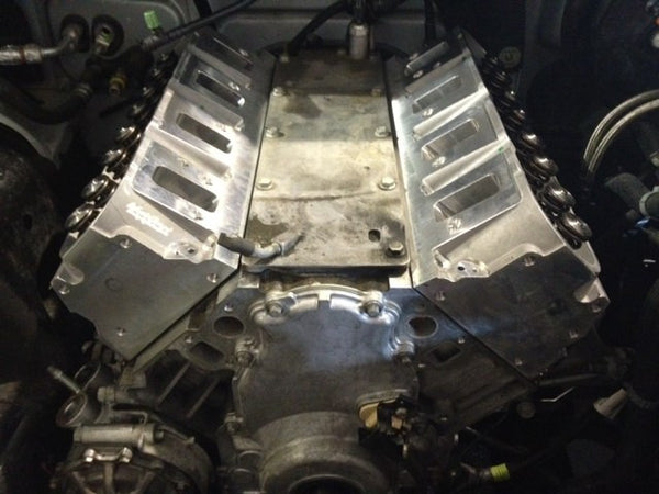 WEAPON-X: LSA Ported Cylinder Heads  [Camaro ZL1, CTS V, LSA]