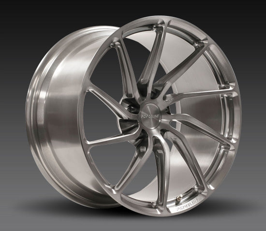 Forgeline: DR1 Monoblock Wheels