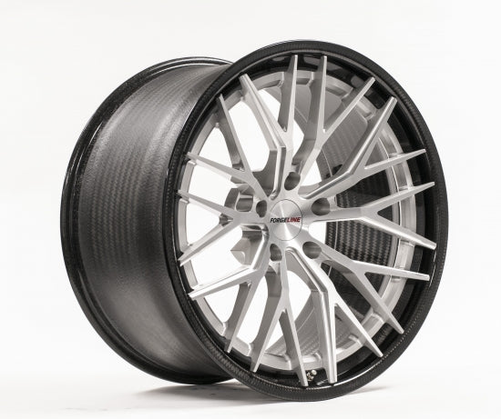 Forgeline: CF203 3 Piece Wheels - Carbon Fiber