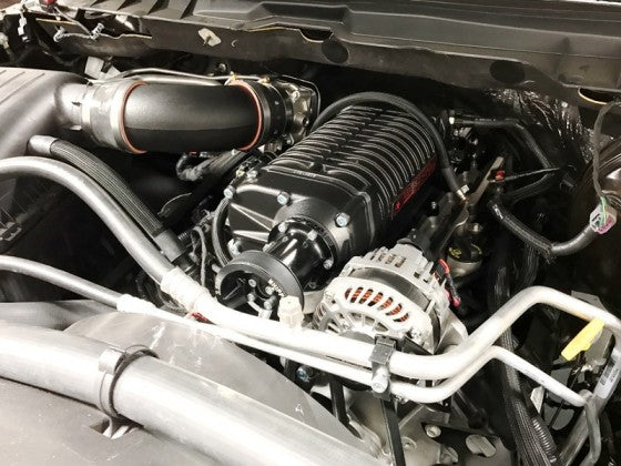 WHIPPLE: 2.9L Intercooled Supercharger Kit [ 2019 Ram 1500 5.7 ] **NON ETORQUE**