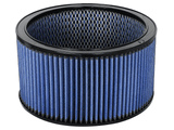AFE: Round Racing Air Filter w/Pro 5R Filter Media 11 OD x 9.25 ID x 6 H in E/M