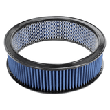 AFE: Round Racing Air Filter w/Pro 5R Filter Media 16.13 OD x 14.56 ID x 3.55 H in E/M