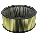 AFE: Round Racing Air Filter w/Pro GUARD7 Filter Media 14 OD x 12 ID x 6 H in E/M