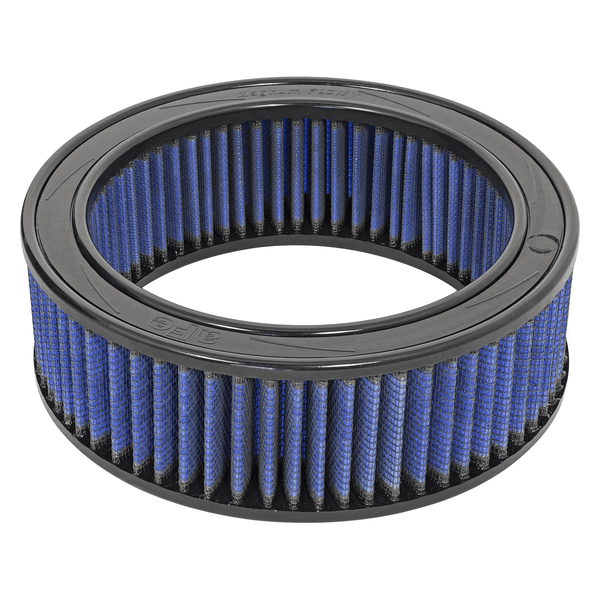 AFE: Round Racing Air Filter w/Pro 5R Filter Media - 9 OD x 7 ID x 3 H in