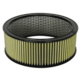 AFE: Round Racing Air Filter w/Pro GUARD7 Filter Media 14 OD x 12 ID x 5 H in E/M