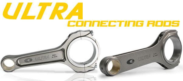 Callies: Ultra Billet Connecting Rods 6.125